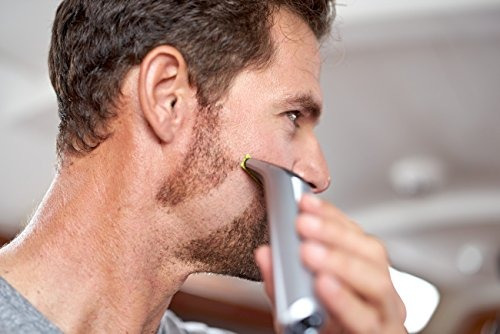 philips norelco oneblade recortadora y afeitadora electrica