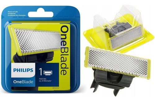 philips oneblade body kit lamina one blade + pente