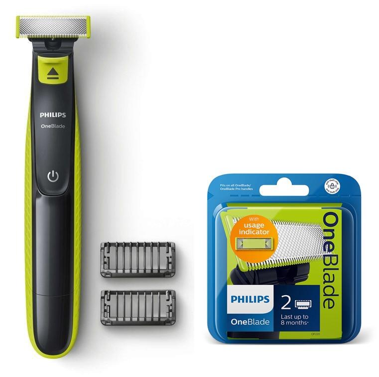 Philips Oneblade Qp2521 10 + 1 Pack De 2 Unidades -   2.299 fe3a3df313c2