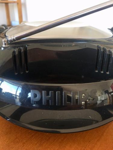 philips radio am/fm-cd-mp3 de diseño