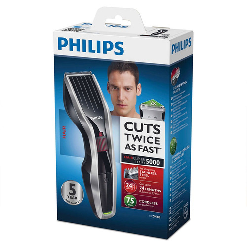 philips recortadora de cabello hc5440 - barulu