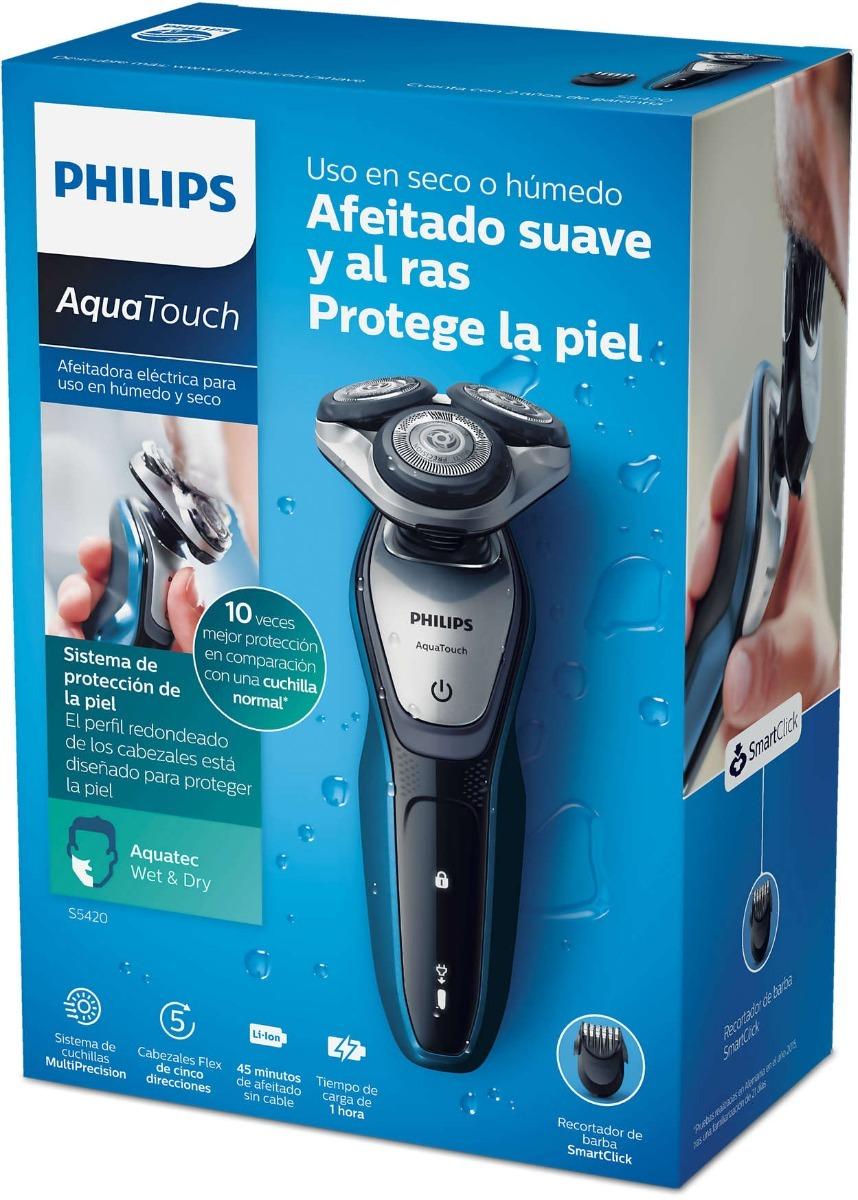 philips s5420 aquatouch afeitadora eléctrica seco y húmedo. Cargando zoom. 49093ba27396