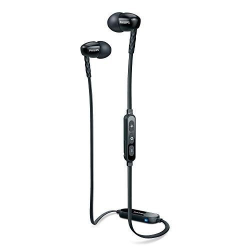 Philips Shb5850bk 27 Auriculares Inal 225 Mbricos Bluetooth
