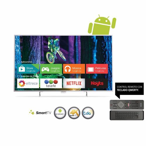 philips smart tv 4k android 55 mod. 55pug6801/77