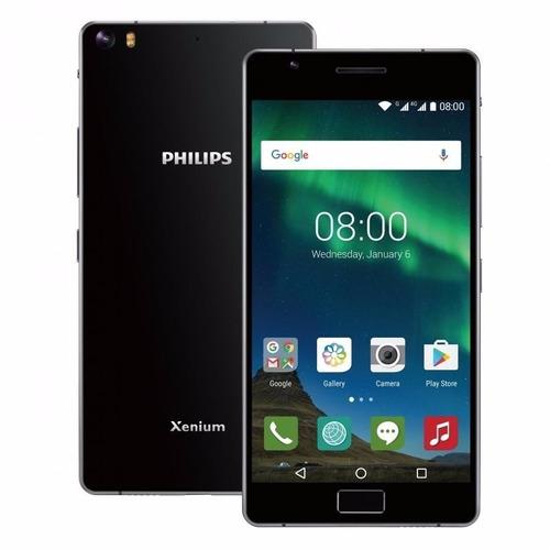 philips telefono celular libre x818