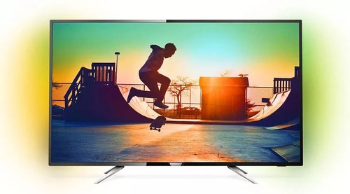 philips tv 55  led 4k ultra hd con ambilight(50-380)