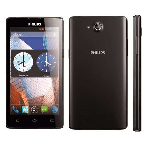 philips w3500 oferta! libres original, android 4.1/dual sim