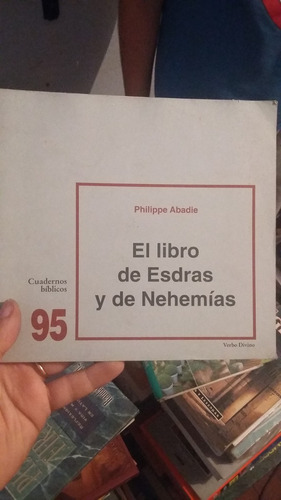 phillipe abadie - el libro de esdras y de nehemias