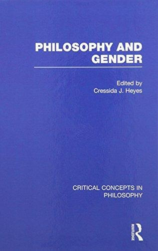 philosophy and gender : cressida j. heyes
