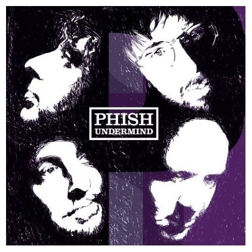phish - undermind cd importado disco alternative indie