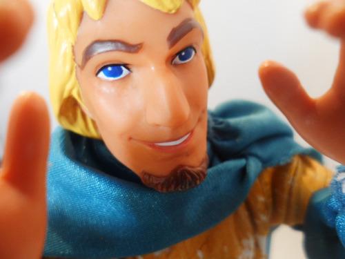 phoebus principe esmeralda jorobado de notre dame ken narey