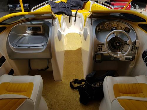 phoenix 23 motor optimax 225hp conjunto 2007 virtual nautica