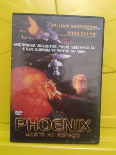 phoenix morte no espaço --william sanderson - novo