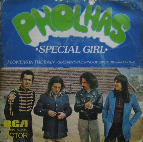 pholhas - compacto - special girl