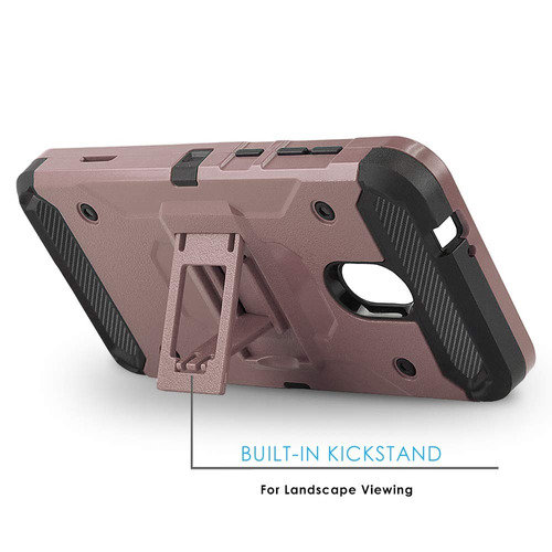 Phone Funda Para [alcatel Tcl Lx (a502dl)], [tank Series][ro