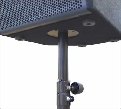 phonic ask12 bafle monitor piso pasivo 12p 2 vías 200w cuota