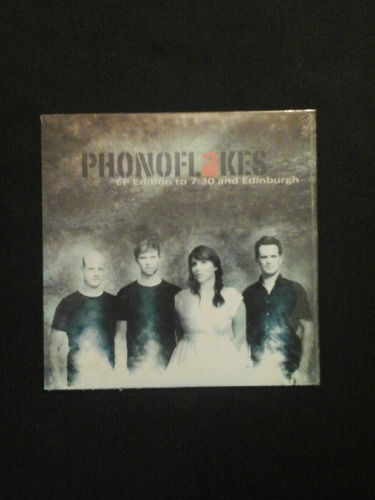 phonoflakes the ep edition
