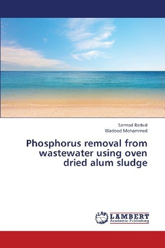 phosphorus removal from wastewater using oven dried alum sl