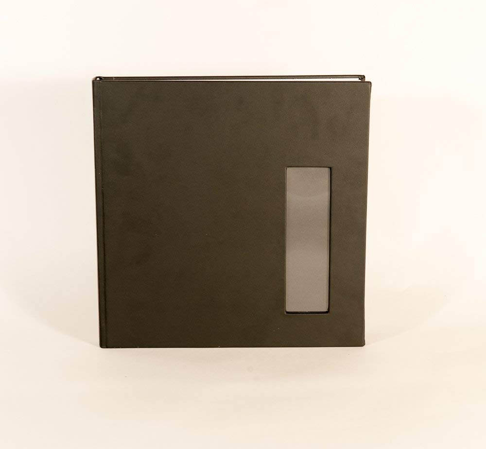Photo Booth Album scrapbook slide in pictures 40 white pages