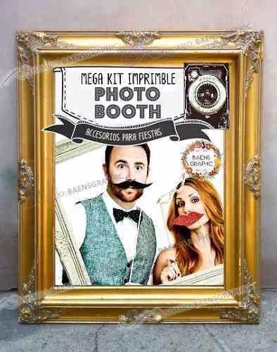 photo booth para
