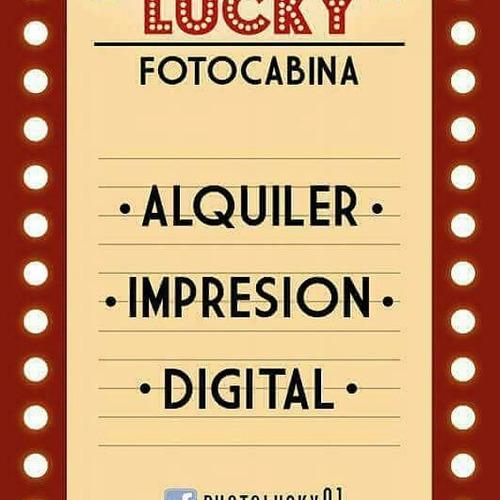 photo lucky