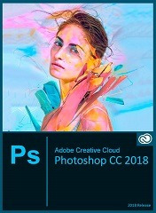 photo shop cc2018+corel draw suite 2017 combo en 2x1 32   10
