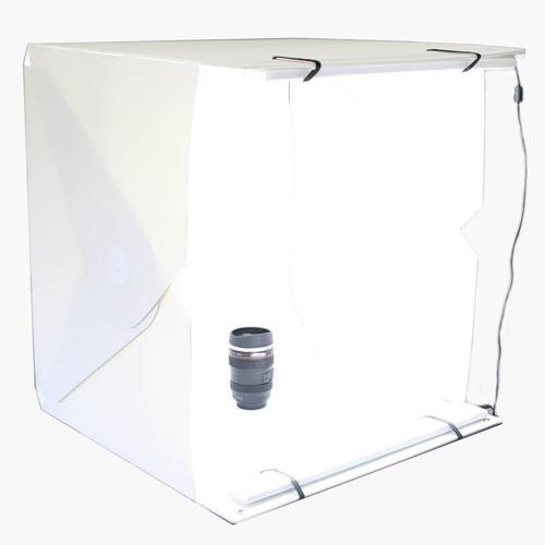 photo studio box 60cm x 60cm x 60cm - double
