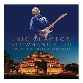 Photobook - Eric Clapton - Slow Hand At 70 Royal Albert Hall