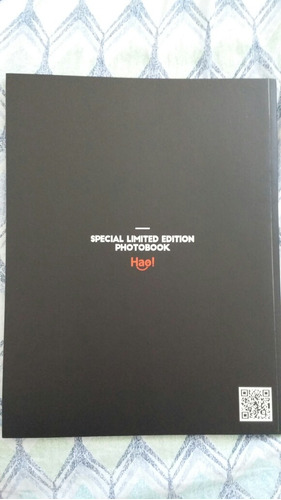 photobook kpop exo special limited edition