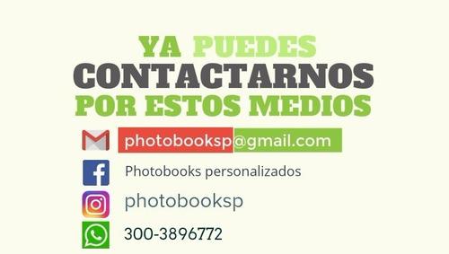 photobooks personalizados