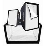 photoflex litedome platinum, tamaño mediano, 24  x 32  softb