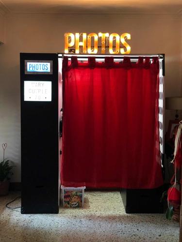 photoland cabina de fotos instantaneas alquiler y venta