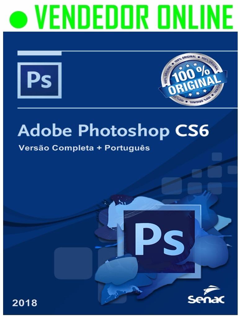 Photoshop cs6 original promoo 2018 vitalicio garantia r 15 carregando zoom ccuart Choice Image