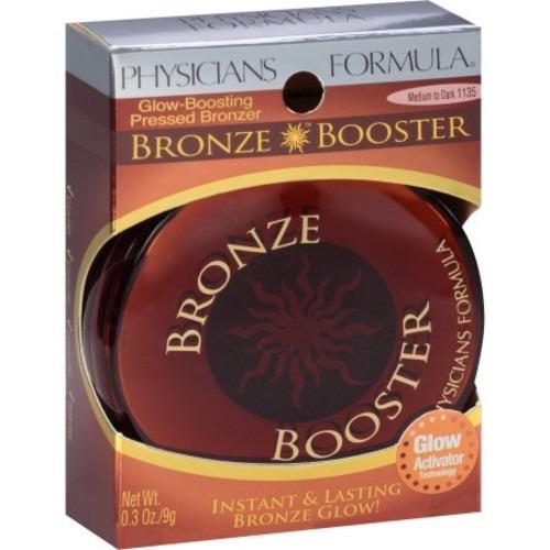 physicians formula bronze glow-booster impulsar presionado