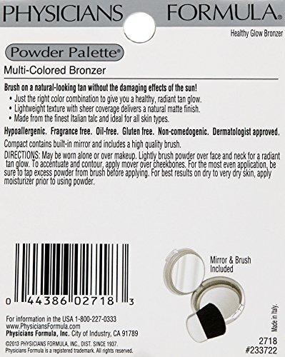 physicians formula powder palette color corrective powders,