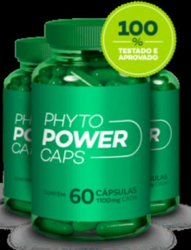 Phytopower Caps