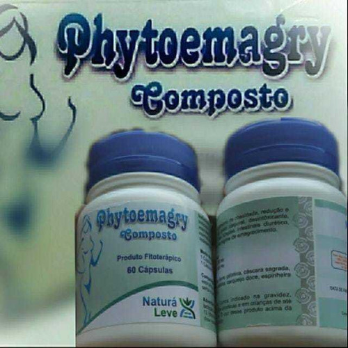 phytoemagri original 60 cápsulas