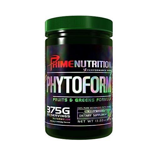 phytoform   frutas y verdes nutrición  375g