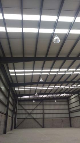 p.i. pyme 1000m2 con oficinas y vigilancia 24hrs