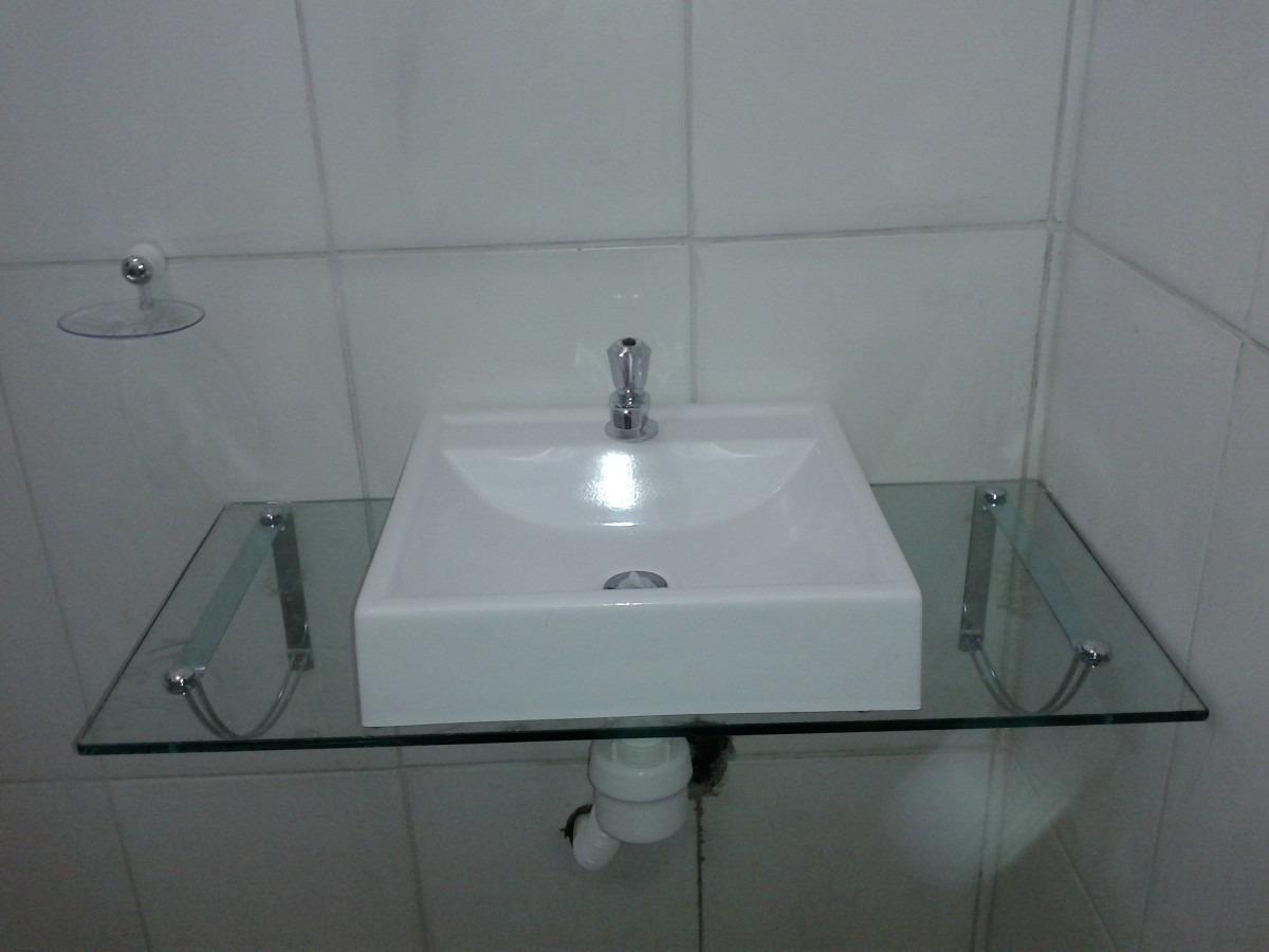 Pia De Banheiro (tocador)  R$ 590,00 em Mercado Livre -> Altura De Pia De Banheiro