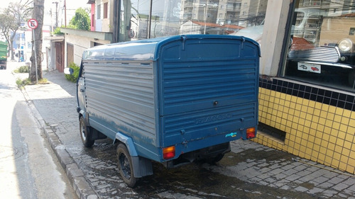 piaggio furgão diesel 1cc tuk tuk mini carro italy 1999 coe