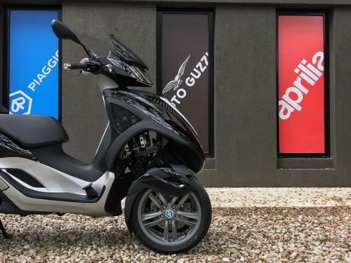 piaggio mp3 300 scooter tres ruedas - motoplex san isidro