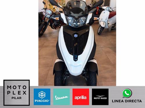 piaggio mp3 300 yourban sport motoplex pilar 0km 2017