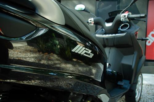 piaggio mp3 500 3 ruedas scooter - motoplex san isidro