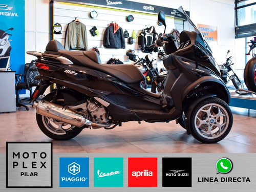 piaggio mp3 500 business  0km 2018 motos anticipo u$ 8.900