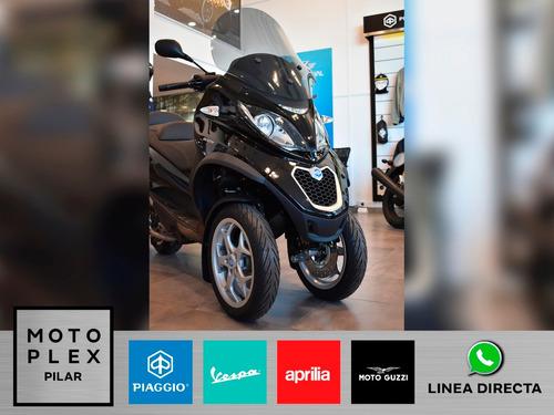 piaggio mp3 500 business motoplex pilar 0km 2017 nuevo