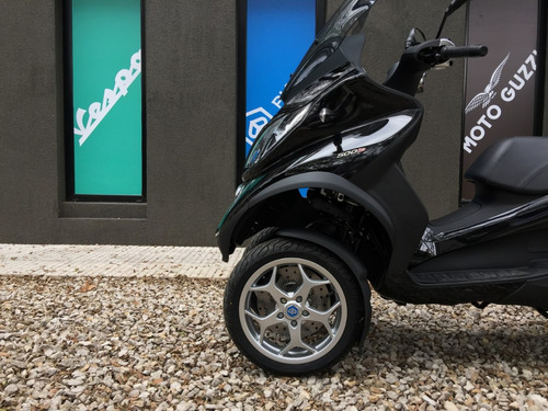 piaggio mp3 500 business negro scooter - motoplex san isidro