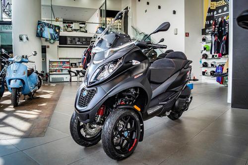 piaggio mp3 500cc hpe 2020 (nueva)  agencia - financiamiento