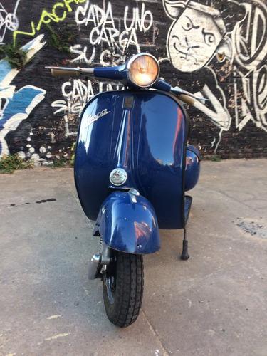piaggio vespa 1958 vb1 150 cc  2016