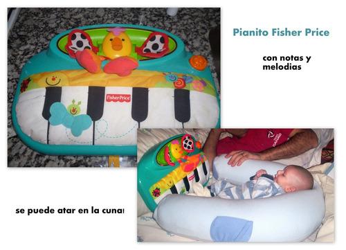 pianito musical fisher price  excelente estado!